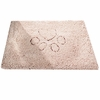 Dirty Dog Doormat - Medium (Khaki)