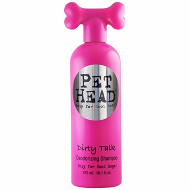 Dirty Talk Spearmint Lemongrass Deodorizing Shampoo (16 oz)