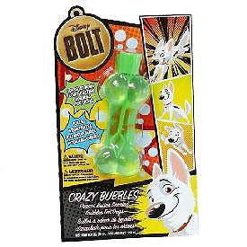 Disney Bolt Crazy Bubbles
