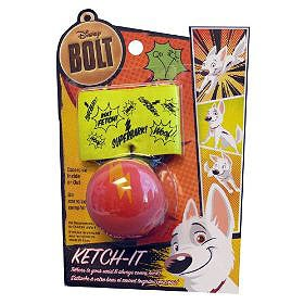 Disney Bolt Ketch It Ball Toy