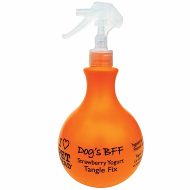 Dog's BFF Strawberry Yogurt Tangle Fix Spray (15 oz)