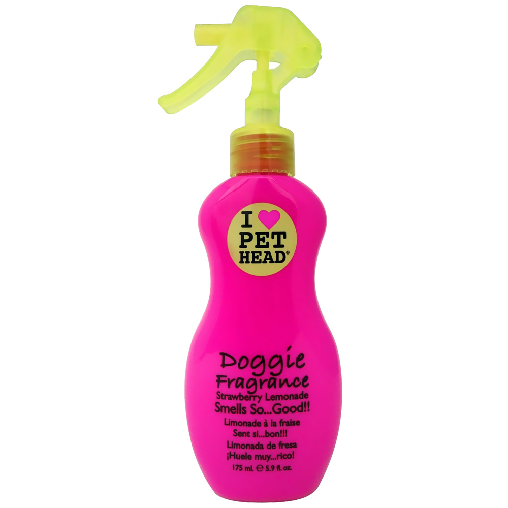 Doggie Fragrance Strawberry Lemonade Spray (5 oz)