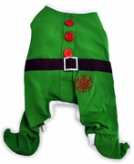 Dogit Christmas Elf PJs