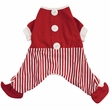 Dogit Christmas Santa PJs - Medium