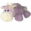 Dogit Luvz Plush Toy - Purple Cow