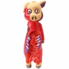Dogit® Zombie Fever Vinyl Dog Toy - Pig