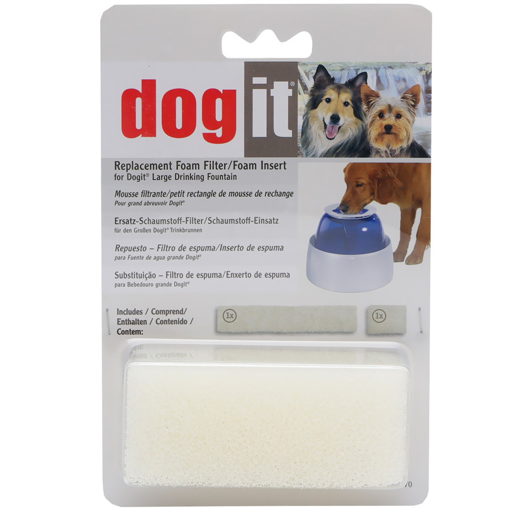 Dogit Replacement Foam (2 pack)