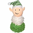 Dogit Shaggy Plush Elf Snowman
