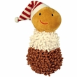 Dogit Shaggy Plush Gingie Snowman