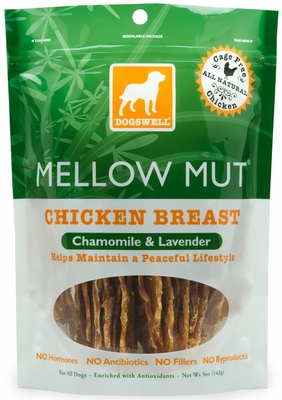 Dogswell Mellow Mut Chicken Breast Treats (5 oz)