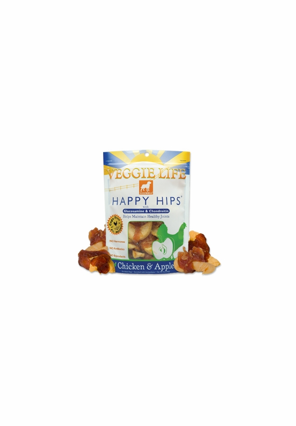 Dogswell Veggie Life Happy Hips Chicken & Apple (5 oz)