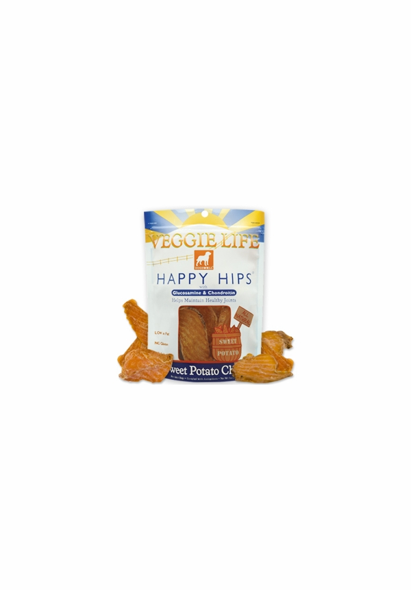 Dogswell Veggie Life Happy Hips Sweet Potato (5 oz)