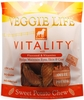 Dogswell Veggie Life Vitality Sweet Potato Treats (15 oz)
