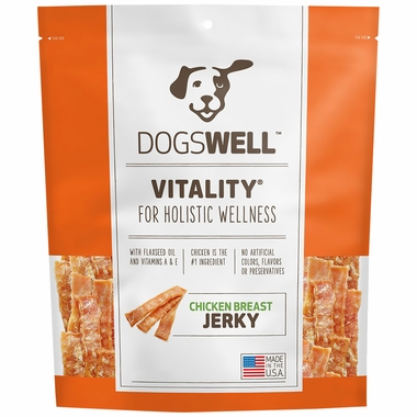 Dogswell Vitality Chicken Breast Jerky (24 oz)