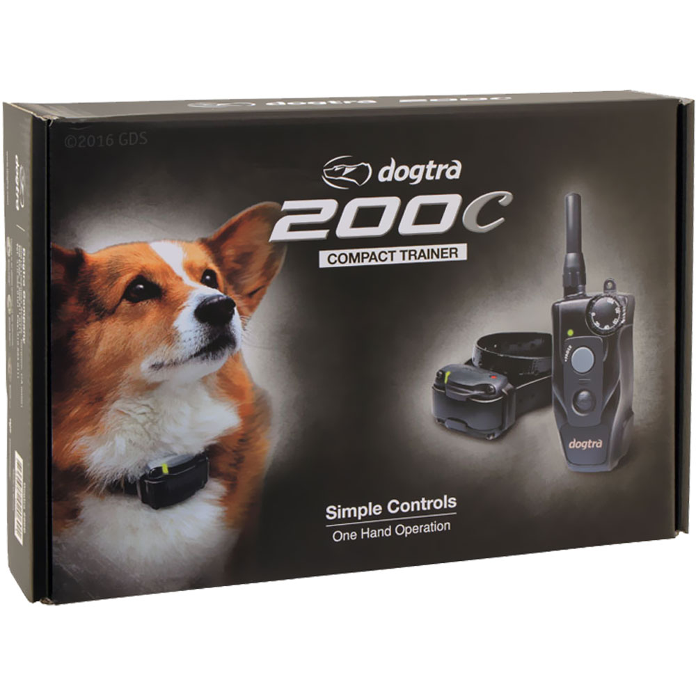 Dogtra 1/2 Mile Compact Remote Trainer - 1 Dog