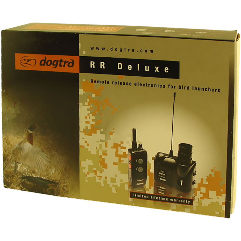 Dogtra Remote Release Deluxe Remote Receiver & Transmiter
