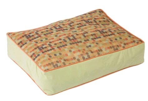 "Dottie Aqua Pet Bed (Large 36"" x 44"")"