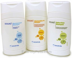 Douxo Shampoos & Sprays by Sogeval