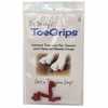 Dr Buzby's ToeGrips Red - Small (20 count)