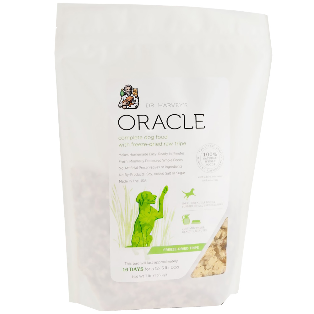 Dr Harvey S Oracle Dog Food