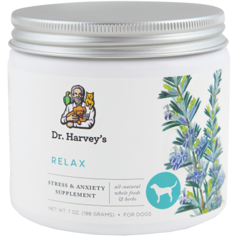 Dr Harvey's Relax Stress & Tension Supplement