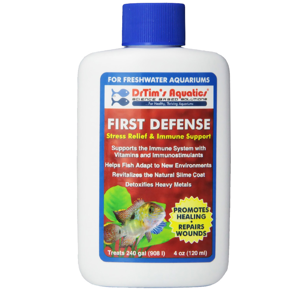 Dr. Tim's Aquatics First Defense H2O-PURE (4oz)