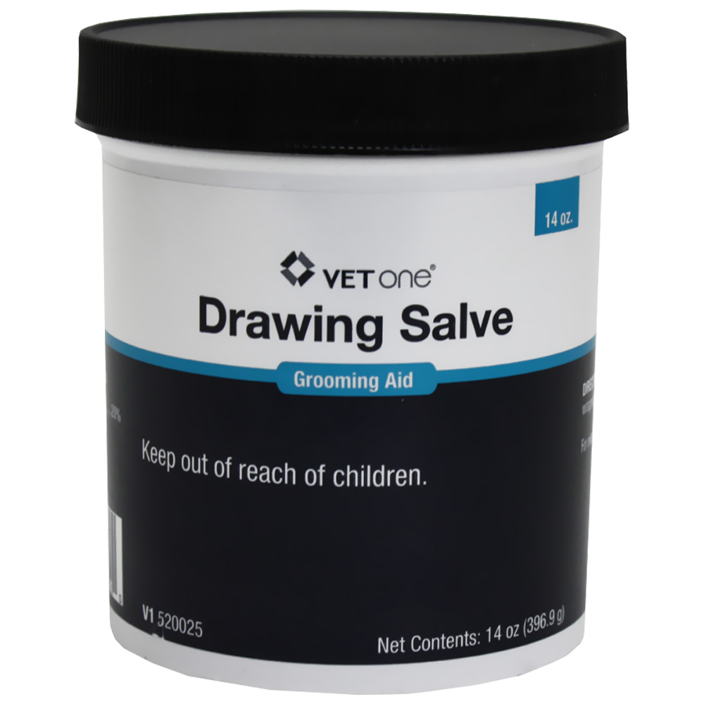 Drawing Salve Grooming Aid (14 oz)