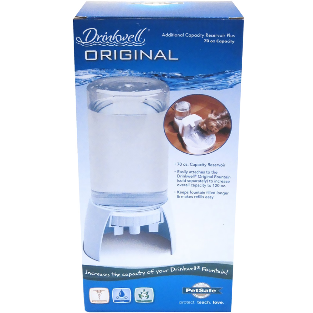 Drinkwell Additional Capacity RESERVOIR PLUS (70 oz)
