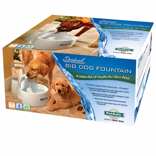 Drinkwell Big-Dog Pet Fountain