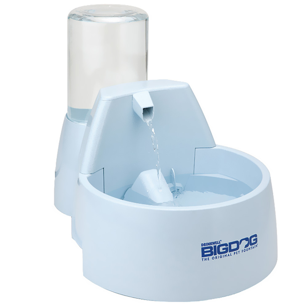 Drinkwell Big Dog Water Fountain Reviews