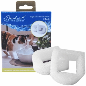 Drinkwell Foam Filter (2 Pack)