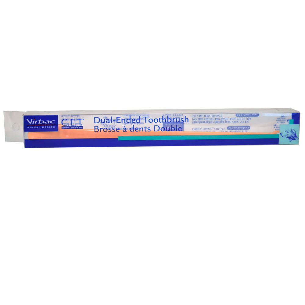 DUAL ENDED CET  Toothbrush