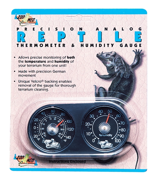 Dual Thermometer / Humidity Gauge