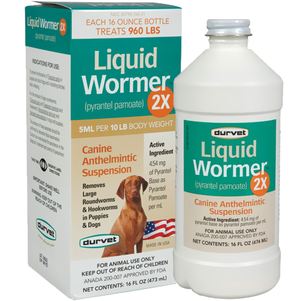 Durvet Liquid Wormer™