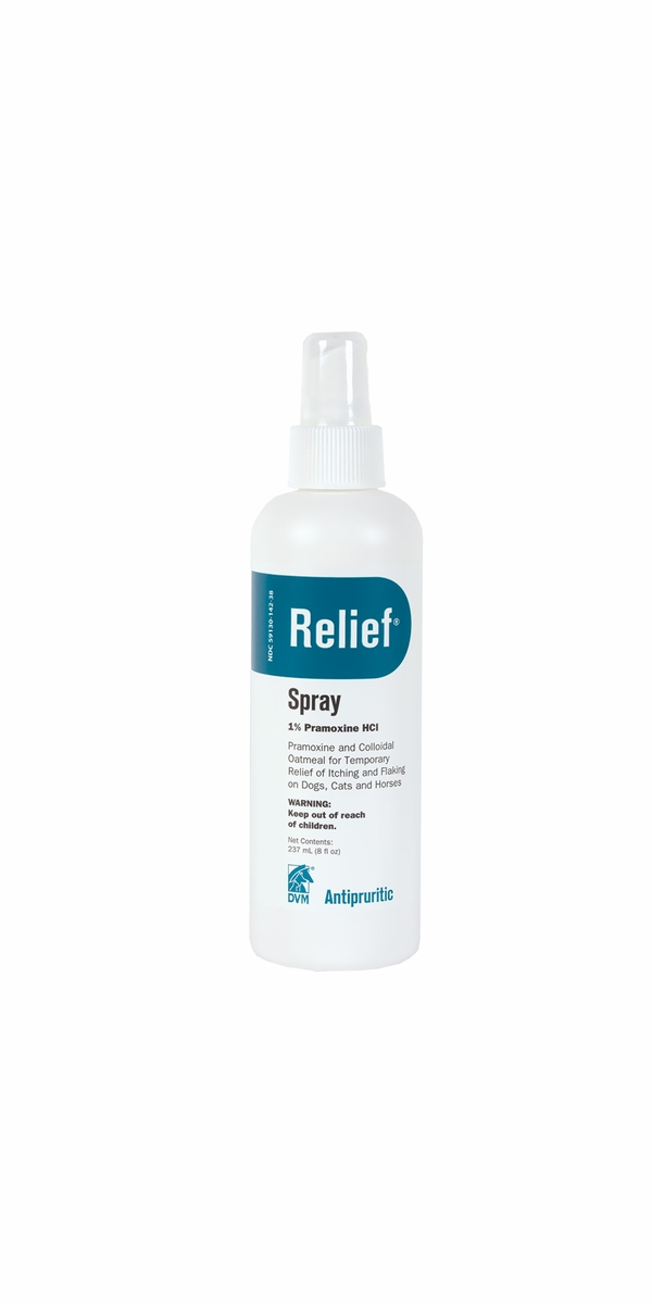 DVM Relief Spray (8 oz)