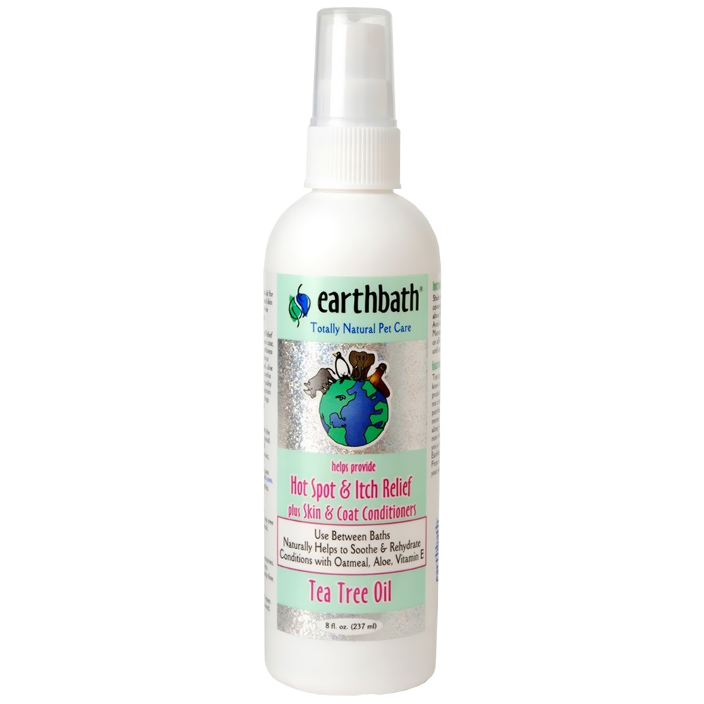 Earthbath Hot Spot & Itch Relief Tea Tree Oil (8 fl oz)