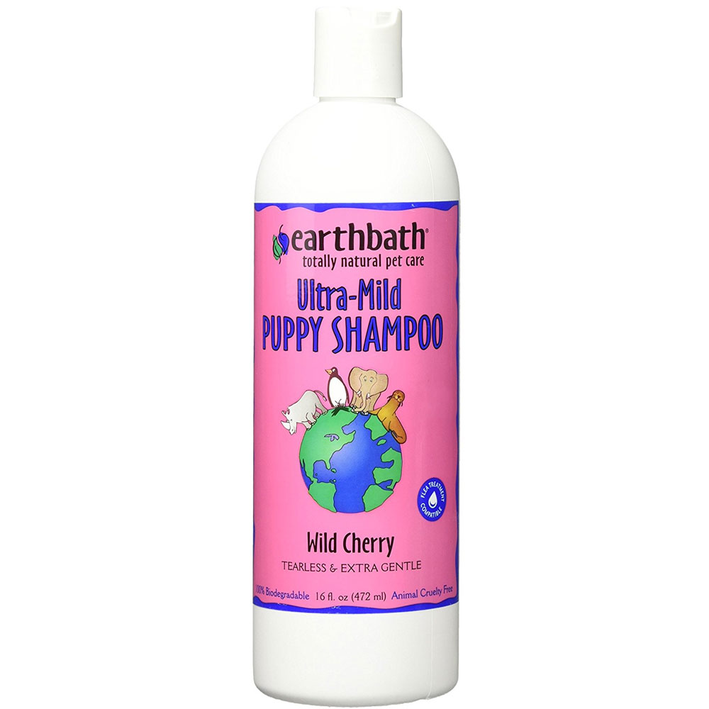 Earthbath Puppy Shampoo (16 fl. oz.)