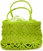 East Side Collection Pet Carrier - Teacup Lime