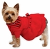 """East Side Collection Scarlet Knit Dresses Red - S (12"""")"""