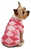 East Side Collection Snowflake Snuggler Sweaters Pink