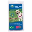 Easy Walk Harness Large - Raspberry/Gray