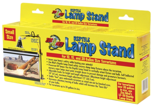 Economy Lamp Stand (10-20 Gal) 30""