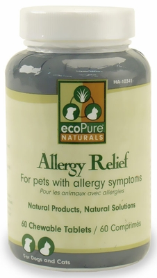 EcoPure Allergy Relief (60 ct)