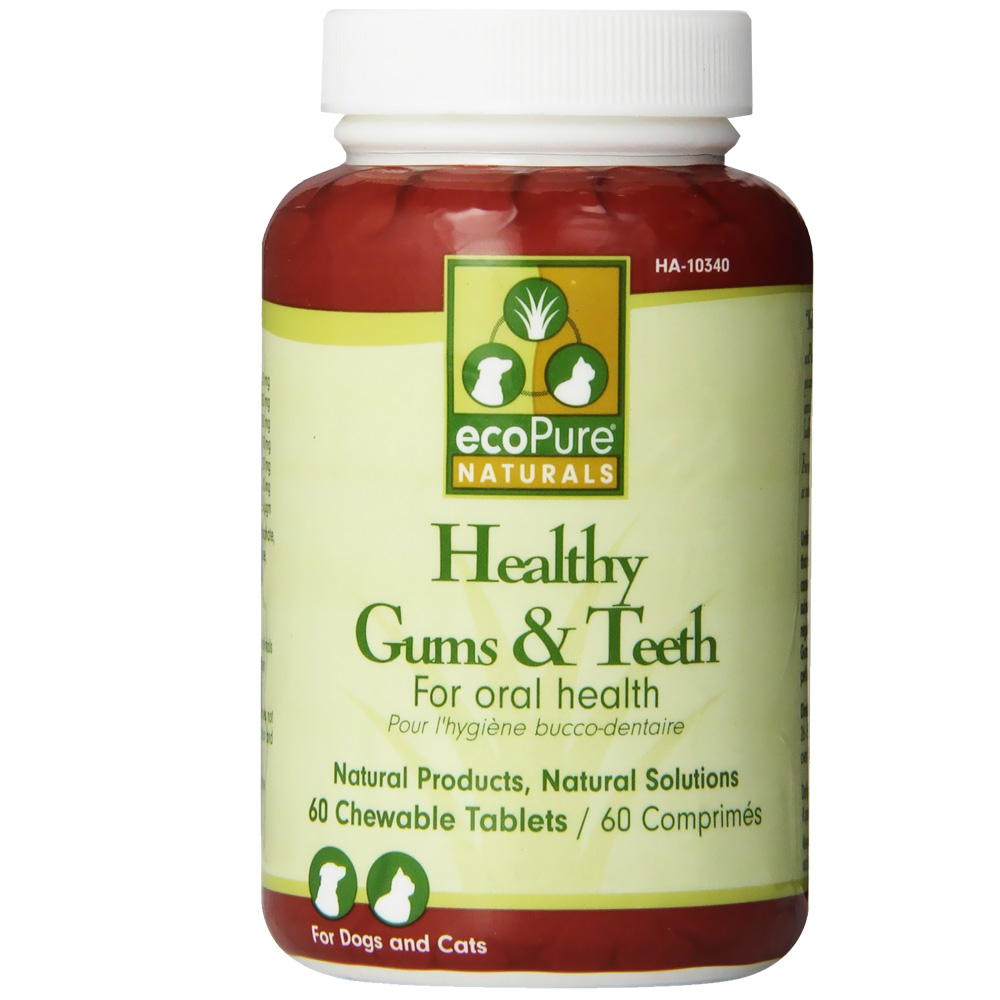 EcoPure Healthy Gums & Teeth (60 ct)
