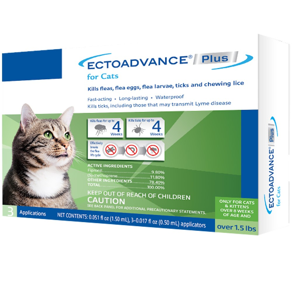 EctoAdvance® Plus for Cats