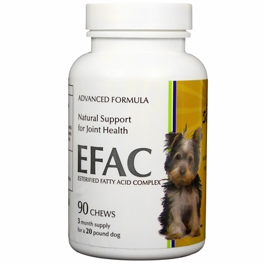 EFAC Joint Health Advance Formula for Dogs (90 Chews)