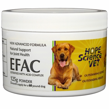 EFAC Joint Health Advance Formula for Dogs & Cats (125 g)