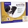 Effitix for Dogs 5-10.9 lbs. - 3 Months