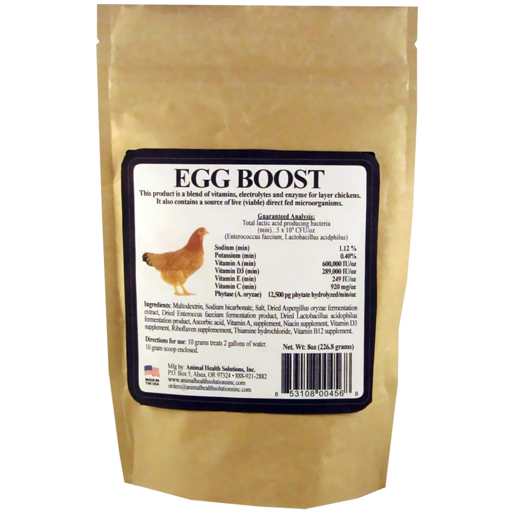 Egg Boost (8 oz)