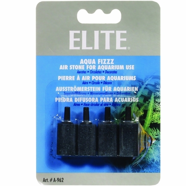 Elite 1 Cylinder Air Stone (4 Pack)